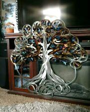 Large wall art Tree of Life Wall Art indoor Sculpture outdoor living room décor