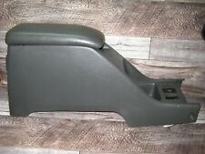 Toyota 4Runner Pickup Center Console with Lid Gray Nice 1990-1995 4Runner OEM