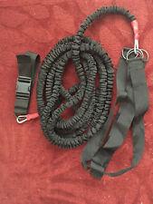 Stroops 20' Doubleman Overspeed Medium Res Slastix w/ Univ Swivel Belt, Vest