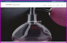PERFUMES SCENT Website Upto $479.20 A SALE FREE Domain FREE Hosting FREE Traffic
