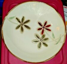 "Pier 1 Petals Serving Bowl Vegetable Pasta 13-5/8"" Excellent Condition"