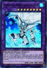 Elemental HERO Absolute Zero - BLHR-EN065 - Ultra Rare - 1st Edition - Near Mint