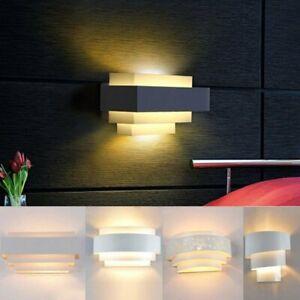 NEW Modern LED Wall Lights Up Down Indoor Modern Sconce Lighting Bedroom Lights