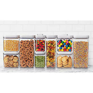 SoftWorks 9-Piece POP Container Set