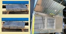 """2 Hinged 6"""" X 6"""" Dual Stainless Steel Polished Plaque Test Molds Hydraulic Press"""