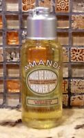 L'Occitane ALMOND Shower Oil Foam Body Wash Shower Gel Amande 2.5oz 75ml