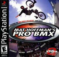 Mat Hoffman's Pro Bmx - PS1 PS2 Complete Playstation Game