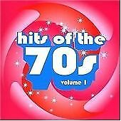 Hits of the 70's Volume 1, Various Artists, Audio CD, Acceptable, FREE & Fast De