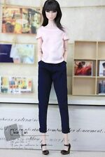 Momoko MMK Doll Outfit Navy Blue Pants