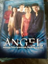 Angel Season 4 Premium Trading Cards Full Set Of Basic Cards From Card 1 To 90