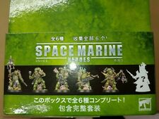 Space Marine Heroes Series 3 Japan Only Limited 6 Unique Heroes Death Guard