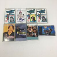 Jeff Foxworthy Stand Up Comedy Cassette Tapes Lot-You Might Be A Redneck-TESTED!