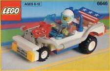 LEGO Town Screaming Patriot (6646) (Vintage)