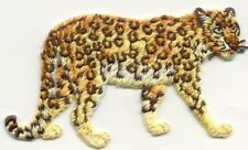 IRON ON PATCH LEOPARD