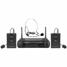 Pulse PWM200VHF-BP VHF Dual Beltpack Wireless System