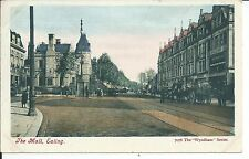 Ealing Posted Printed Collectable London Postcards