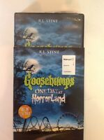 Goosebumps - One Day at HorrorLand (DVD, 2008, Checkpoint Pan and Scan Sensormat