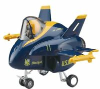 Hasegawa egg airplane US Navy F / A-18 Blue Angels non-scale plastic model