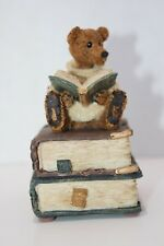 Boyds Bears & Friends: Wilson & The Love Sonnets (Music Box)