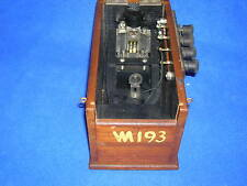 Vintage light beam galvanometer, model 2420-A -  by Leeds & Northrup