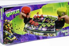 Nickelodeon Teenage Mutant Ninja Turtles juego de pinball Bola Batalla Juguete-Nuevo