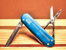 3M TAPE VICTORINOX LADY VICTORIA SECRETARY BLUE ALOX SWISS POCKET KNIFE