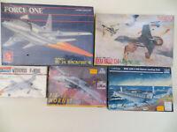 """VOODOO F-101B F/A-18 A HORNET TU-26 """"BACKFIRE""""-B F-16B vs MIG-23ML WW2 LCM 3 USN"""