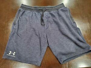 Mens Under Armour UA Athletic Fleece Shorts Size 2XL