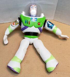"Toy Story Buzz Lightyear Disney Burger King Video Release Plush/Plastic Toy 10"""