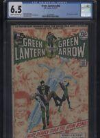 Green Lantern #88 CGC 6.5 classic anti-drug story GREEN ARROW Neal Adams 1971