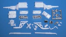 Revell 1968 Dodge 426 Hemi Engine and Tranny Set w/Dual Carbs & Headers+ 1/25