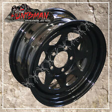 13 x 4.5 Holden HT Black Sunraysia Steel Rim. Trailer Caravan Wheel boat