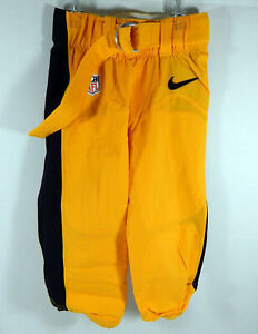 Pittsburgh Steelers Game Issued Yellow Game Pants 26 DP06668