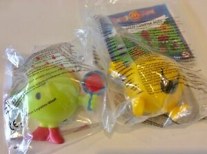 Mcdonalds Happy Meal Toys 2004 Mr Men and Little Miss Still Sealed Collectable