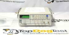 """GW Instek SFG-1013 DDS Function Gen with Voltage and 6 Digit LED Display""""New"""""""