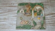 Gourmet Gazebo Byrons Secret Garden Harmony Kingdom Picturesque Tile