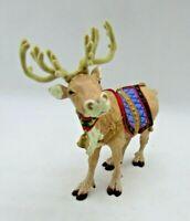 Hallmark Keepsake Ornament 2001 READY REINDEER - Handcrafted New Old Stock