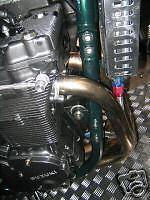 Suzuki Bandit GSF1200 Stainless Steel Frame & Engine Mount Bolt Kit