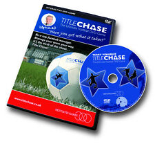 Title Chase DVD Football Game Brand New