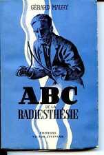 Gérard Maury - ABC DE LA RADIESTHESIE