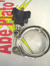 2 Five Star Quick Release Sanitary V Bolt Band Clamp