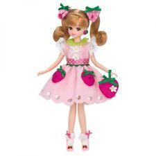 Takara Tomy Licca Doll Ld-08 Milky Strawberry