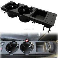 Neuf Center Console Coin Tray Box + Porte-gobelet pour BMW E46 3 Series 98-06
