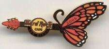 Hard Rock Cafe SAN DIEGO 2006 Monarch Butterfly GUITAR PIN - HRC Catalog #30734