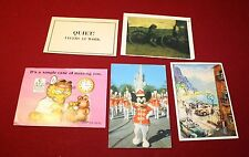 5 Old California Post Cards (102)