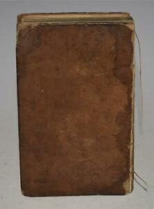The Aberdeen Almanack, and Northern Register, for 1817 Chalmers LEATHER
