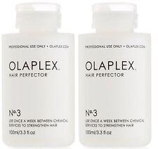 OLAPLEX NO.3 Hair Perfector 100ml 100% x 2