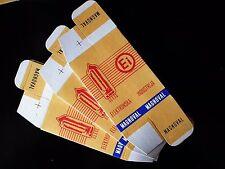 KT90 EL519 6KG6 6CA7 6L6 Fat Bottle PL519 40KG6 EI Yugoslavia Tube Boxes (4 pcs)
