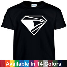 USPS Superman Style T Shirt Tee Post Office T-shirt Super Postal Worker