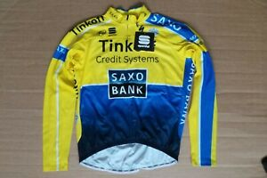 Mens Sportful Long sleeve Thermal Cycling Jersey Size XXXL NEW